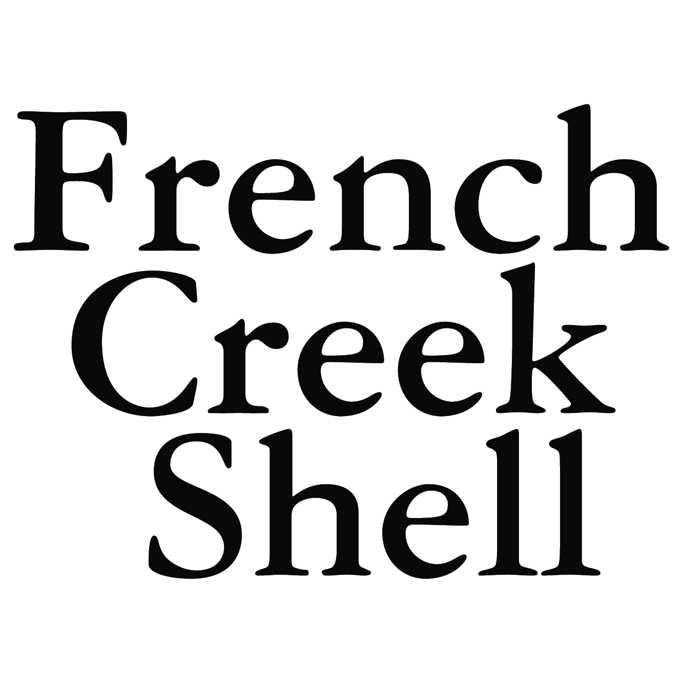 French Creek Shell